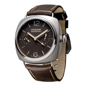 Buy Sell Trade-in Panerai Radiomir Tourbillon GMT Titanio at Time Galaxy
