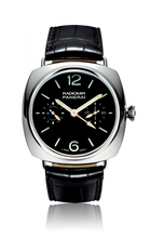 Load image into Gallery viewer, Authentic Panerai Radiomir Tourbillon GMT Platinum PAM 316 Watch