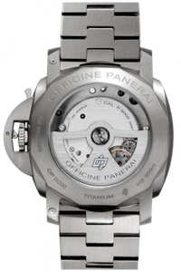 Panerai PAM352 made of Titanium, sapphire glass, 300 m water resistance