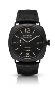 Authentic Panerai Radiomir 8 Days Ceramica PAM 384 watch