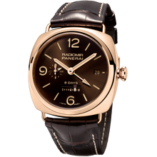 Load image into Gallery viewer, Buy Sell Panerai Radiomir 8 Days GMT Oro Rosso at Time Galaxy Watch