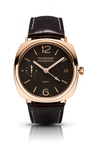 Buy Sell Panerai Radiomir 3 Days GMT Oro Rosso PAM421 at Time Galaxy Watch