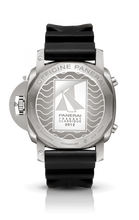 Load image into Gallery viewer, Panerai PAM427 made of stainless steel, sapphire glass, 100 m water resistance