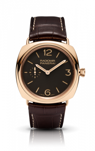 Authentic Panerai Radiomir Oro Rosso PAM 439 Watch