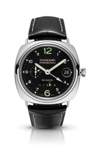 Load image into Gallery viewer, Authentic Panerai Radiomir 10 Days GMT Oro Bianco PAM 496 Limited Edition Watch