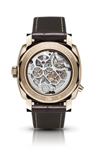 Load image into Gallery viewer, Panerai PAM502 made of red gold, sapphire glass