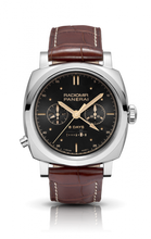 Load image into Gallery viewer, Authentic Panerai Radiomir 1940 Chrono Monopulsante Left-Handed 8 Days Oro Bianco PAM503 Limited Edition