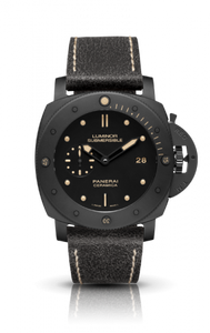 Authentic Panerai Luminor 1950 Submersible 3 Days Automatic Ceramica PAM 508 Limited Edition Watch