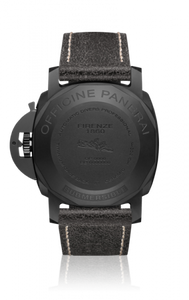 Panerai PAM508 made of ceramic, sapphire glass, 300 m water resistance