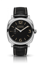 Load image into Gallery viewer, Buy Sell Trade-in Authentic Panerai Radiomir 1940 PAM 512 Time Galaxy Watch