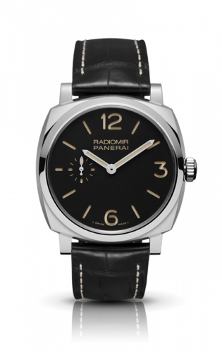 Buy Sell Trade-in Authentic Panerai Radiomir 1940 PAM 512 Time Galaxy Watch