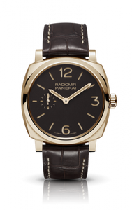 Authentic Panerai Radiomir 1940 Oro Rosso PAM 513 Watch