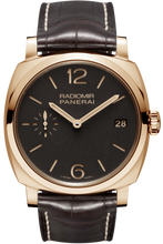 Load image into Gallery viewer, Authentic Panerai Radiomir 1940 3 Days Oro Rosso PAM 515 Watch