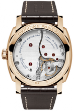 Load image into Gallery viewer, Panerai PAM515 made of red gold, sapphire glass, 50 m water resistance