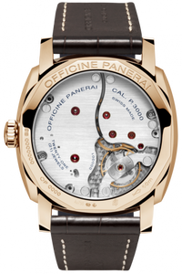 Panerai PAM515 made of red gold, sapphire glass, 50 m water resistance