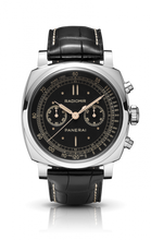 Load image into Gallery viewer, Authentic Panerai Radiomir 1940 Chronograph Oro Bianco PAM 520 Limited Edition Watch