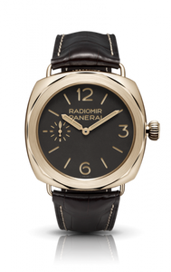 Authentic Panerai Radiomir Oro Rosso PAM 522 Watch