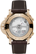 Load image into Gallery viewer, Panerai PAM525 made of Red Gold, sapphire glass, 50 m water resistance