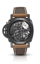 Load image into Gallery viewer, Panerai PAM528 made of titanium, ceramic, sapphire glass, 100 m water resistance