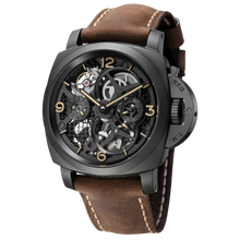 Load image into Gallery viewer, Buy, Sell, Trade In Panerai Luminor 1950 Tourbillon GMT Ceramica Lo Scienziato PAM 528 timepiece at Time Galaxy Watch Malaysia