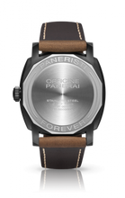 Load image into Gallery viewer, Panerai PAM532 made of stainless steel, sapphire glass, DLC coating, water resistant up to 30m