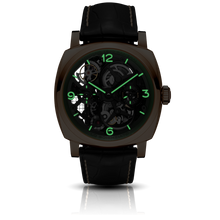 Load image into Gallery viewer, Buy Sell Trade-in Panerai Radiomir 1940 Tourbillon GMT Oro Rosso Lo Scienziato PAM559 at Time Galaxy Watch