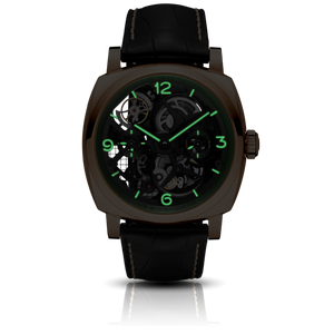 Buy Sell Trade-in Panerai Radiomir 1940 Tourbillon GMT Oro Rosso Lo Scienziato PAM559 at Time Galaxy Watch