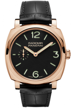 Load image into Gallery viewer, Authentic Panerai Radiomir 1940 42 3 Days Oro Rosso PAM 575 Watch
