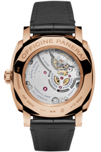 Load image into Gallery viewer, Panerai PAM575 made of red gold and sapphire glass, water resistance up to 100m