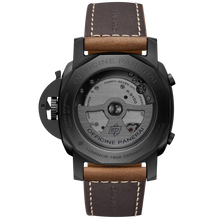 Load image into Gallery viewer, Panerai PAM580 made of Titanium, Ceramic and sapphire glass material, 50 m water resistance