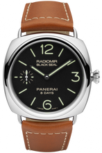Load image into Gallery viewer, Authentic Panerai Radiomir Black Seal 8 Days PAM609 Watch
