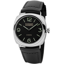 Load image into Gallery viewer, Buy Sell Panerai Radiomir Black Seal 8 Days Accaio at Time Galaxy Watch