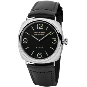 Buy Sell Panerai Radiomir Black Seal 8 Days Accaio at Time Galaxy Watch