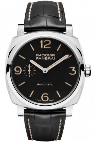 Authentic Panerai Radiomir 1940 3 Days Automatic Acciaio 42 PAM 620 Watch