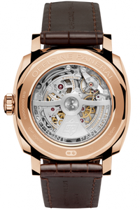 Panerai PAM624 made of red gold, sapphire glass, 30 m water resistance