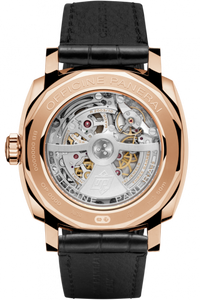 Panerai PAM625 made of red gold, sapphire glass, 30 m water resistance