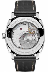 Panerai PAM628 made of stainless steel, sapphire glass, 100 m water resistance