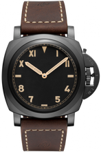 Load image into Gallery viewer, Authentic Panerai Luminor 1950 California 3 Days Titanio DLC 47 mm PAM 629 Limited Edition Watch