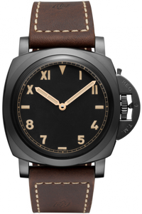Authentic Panerai Luminor 1950 California 3 Days Titanio DLC 47 mm PAM 629 Limited Edition Watch