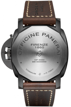 Load image into Gallery viewer, Panerai PAM629 made of Titanium, sapphire glass, DLC coating, 100 m water resistance