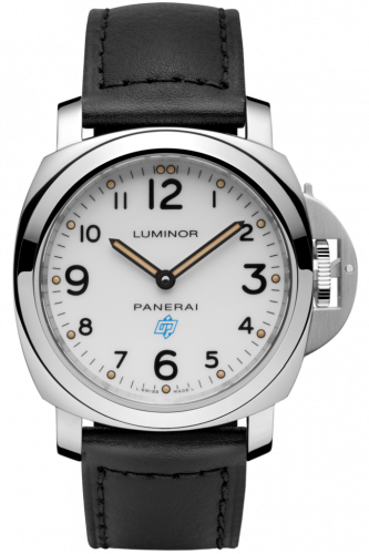 Authentic Panerai Luminor Base Logo Bianco PAM 630 Watch