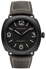 Load image into Gallery viewer, Authentic Panerai Radiomir Base Ceramica Hobnail PAM 643 Watch