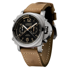 Load image into Gallery viewer, Buy Sell Panerai Luminor 1950 Regatta PCYC 3 Days Chrono Flyback Automatic Titanio PAM 652 at Time Galaxy Watch