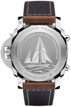 Load image into Gallery viewer, Panerai PAM654 made of stainless steel, sapphire glass, 100 m water resistance