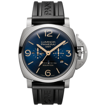 Load image into Gallery viewer, Panerai PAM670 wristwatch with leather strap or rubber strap