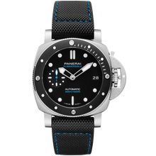 Load image into Gallery viewer, Buy Sell Trade-in Panerai Submersible 3 Days Automatic Acciaio 42 Black Ceramic with discount price at Time Galaxy