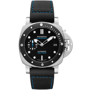 Buy Sell Trade-in Panerai Submersible 3 Days Automatic Acciaio 42 Black Ceramic with discount price at Time Galaxy