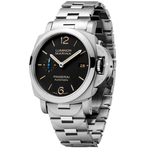 Buy Sell Panerai Luminor 1950 Marina 3 Days Automatic Acciaio 42mm Bracelet at Time Galaxy Watch