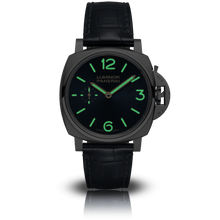 Load image into Gallery viewer, Brand New 100% Genuine PANERAI Luminor Due 45 3 Days Titanio Blue PAM 728 Watch