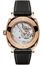 Load image into Gallery viewer, Panerai PAM740 made of red gold, sapphire glass, 100 m water resistance
